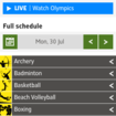 APP OF THE DAY: BBC Olympics review (Android/iPhone) - photo 3