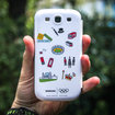 Samsung Galaxy S III Flip Cover - Olympic edition pictures and hands-on - photo 1
