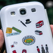 Samsung Galaxy S III Flip Cover - Olympic edition pictures and hands-on - photo 2