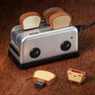Get a slice of the action with the USB Toaster Hub - photo 2