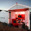 Virgin Media pimps out beach hut to be gadget lovers' dream holiday destination - photo 5