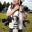 What does it take to photograph the V Festival? 12 DSLRs and 100GB for starters - photo 2