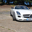 Mercedes-Benz SLS AMG Roadster pictures and hands-on - photo 2