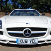 Mercedes-Benz SLS AMG Roadster pictures and hands-on - photo 3