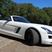 Mercedes-Benz SLS AMG Roadster pictures and hands-on - photo 6