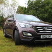 Hyundai Santa Fe Premium SE pictures and hands-on - photo 2