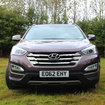 Hyundai Santa Fe Premium SE pictures and hands-on - photo 3
