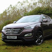 Hyundai Santa Fe Premium SE pictures and hands-on - photo 4