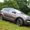 Hyundai Santa Fe Premium SE pictures and hands-on - photo 7