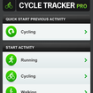 APP OF THE DAY: TrainingPeaks GPS CycleTracker Pro review (iPhone) - photo 6