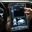 Tesla Model S 17-inch screen pictures and hands-on - photo 4