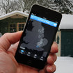 APP OF THE DAY: UK Snow Map (#uksnow) review (iPhone/iPod touch) - photo 1