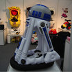 Inflatable R2-D2 lets your ride your favourite droid - photo 2