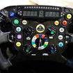 New Lotus F1 steering wheel has Tweet button - photo 1