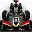 New Lotus F1 steering wheel has Tweet button - photo 2