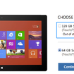 Microsoft: Surface Pro selling out at many retail outlets on launch day - photo 2