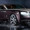Rolls-Royce announces the Wraith with Satellite Aided Transmission - photo 2