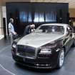 Rolls-Royce Wraith pictures and hands-on - photo 5