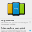 How to setup your HTC One: HTC Transfer Tool, Sync Manager or Get Started online - photo 5