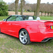 Audi RS5 Cabriolet pictures and hands-on - photo 7