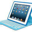 Logitech FabricSkin Keyboard Folio for iPad blends the keys into the cover for those willing to splash out - photo 1