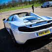 McLaren MP4-12C Spider pictures and hands-on - photo 2