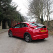 Honda Civic 1.6 i-DTEC SE review - photo 5