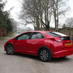 Honda Civic 1.6 i-DTEC SE review - photo 6