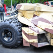 Real-life Batmobile Tumbler pictures and eyes-on - photo 2