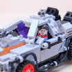 Lego Back To The Future + Lone Ranger Constitution Train Chase = BTTF III gold - photo 2