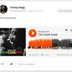 SoundCloud expands Google+ integration with shareable widget embeds - photo 3