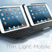 Logitech Ultrathin Keyboard Folio and Folio Protective Case for iPad mini unveiled - photo 2