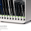 Griffin's redesigned MultiDock charger is for the gadget-obsessed, one space to charge 10 to 30 devices - photo 4