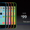 iPhone 5c: Apple goes budget and brings back plastic - photo 5