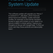 Google suprises new Nexus 7 owners with unannounced Android 4.3.1 update - photo 2