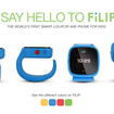 US carrier AT&T shows off FiLIP, an electronic wrist-wearable for tracking kids - photo 1