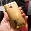Gold HTC One pictures and hands-on - photo 1