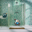 Topps Tiles celebrates gaming milestones with super-cool retro 8-bit bathroom designs - photo 2