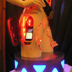 Hoping for an iPhone dock this Christmas, how about a life-size flashing Robot Girl? - photo 5