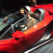 Hands-on: Lamborghini Veneno Roadster turns up at CES with $50k Monster speaker makeover - photo 6