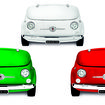 Smeg launches red variant of SMEG500, a chopped up Fiat 500 fridge - photo 4