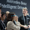 Hands-on with Mercedes Pebble and Mercedes Google Glass app - photo 4