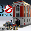 Lego Ghostbusters 30th anniversary set with Ectomobile to release in 2014 - photo 1