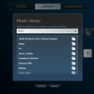 Valve announces Steam Music for you to jam while gaming - photo 3