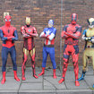Be a genuine superhero with Morphsuits' AR enhanced Marvel costumes - photo 1