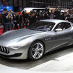 Maserati Alfieri Concept pictures and hands-on - photo 3