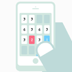 Threes puzzle game for Android lands in Google Play - photo 1