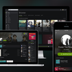 Spotify embraces the dark side with new cross-platform design, adds Your Music too - photo 4