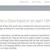 Google to let any US resident buy Google Glass on 15 April, but says spots are limited (updated) - photo 3