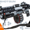Gamer builds Lego life-sized EVA-8 shotgun from video game Titanfall - photo 1
